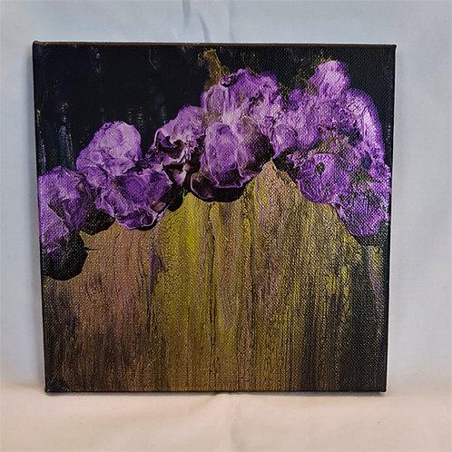 Paul Rooke - 'Violet Metallica'