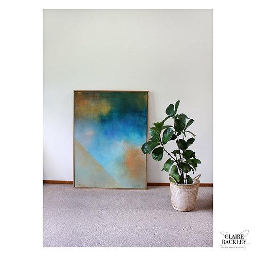 Claire Rackley Artwork - 'Purpose'