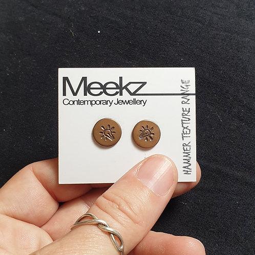 Meekz Jewellery- Copper Studs