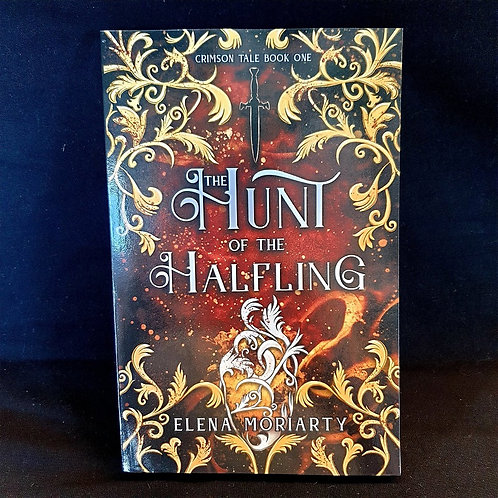 The Hunt of the Halfling - Fiction Book