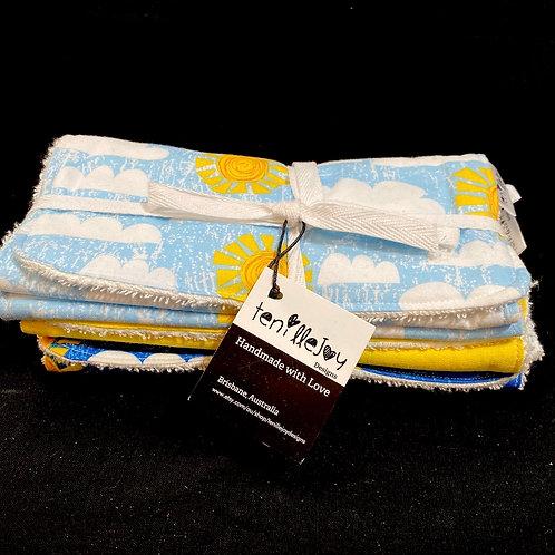 Tenillejoy Designs - Burb Cloth Bundle