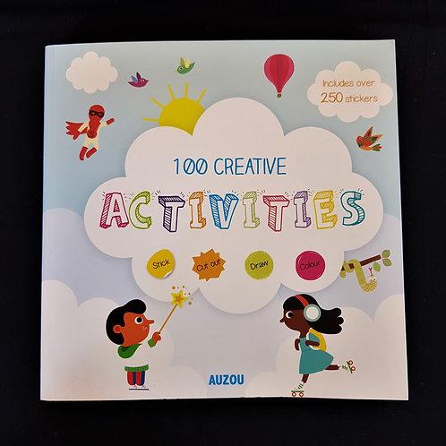 100 Creative Activities - Book