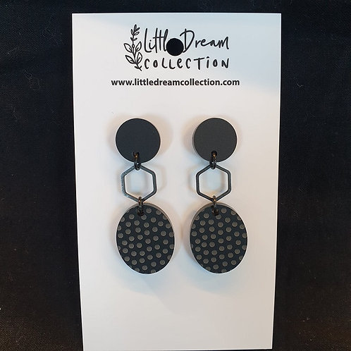 Little Dream Collection -Spotty dangles