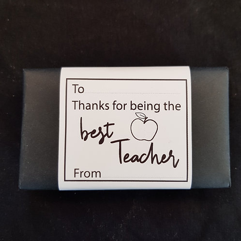 Best Teacher Soaps