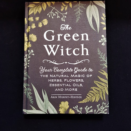 The Green Witch - Book
