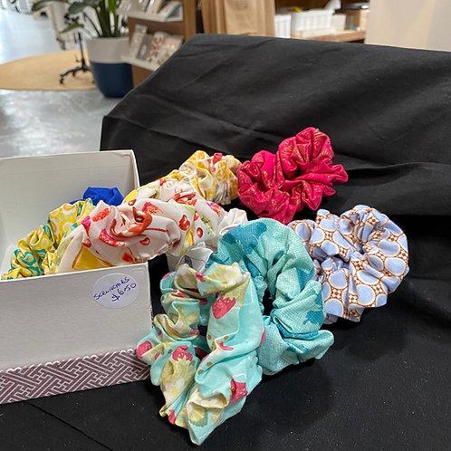Tenillejoy Designs - Scrunchies