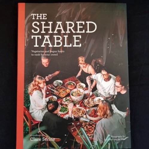 The Shared Table - Book