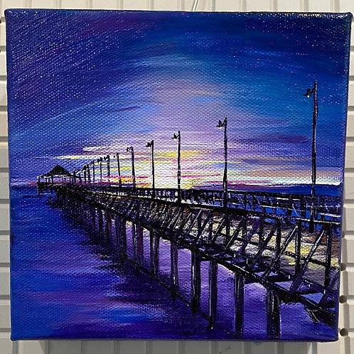 Terri Whiteway - 'Shorncliffe Pier'
