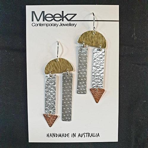 Meekz Jewellery - Drop Earrings
