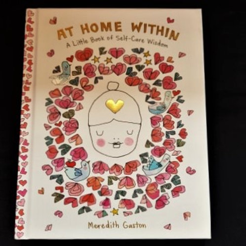 At Home Within - Book