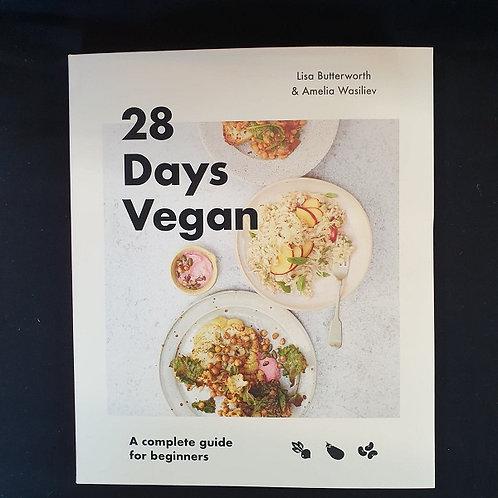 28 Days Vegan  - Book