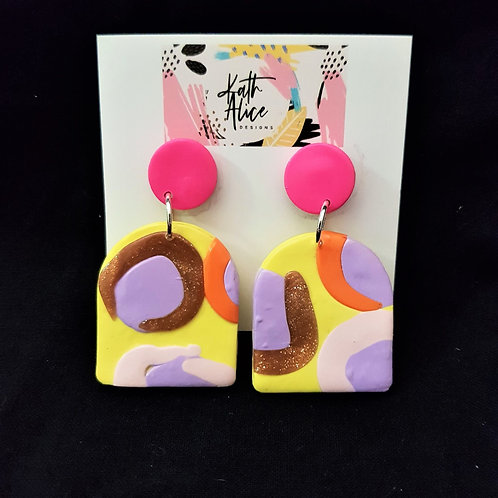 Kath Alice Designs - Drop Earrings
