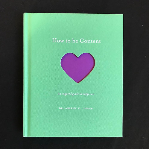 How to be Content - Book