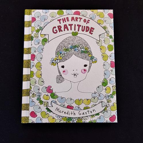 The Art of Gratitude - Book