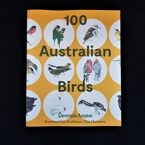 100 Australian Birds - Book