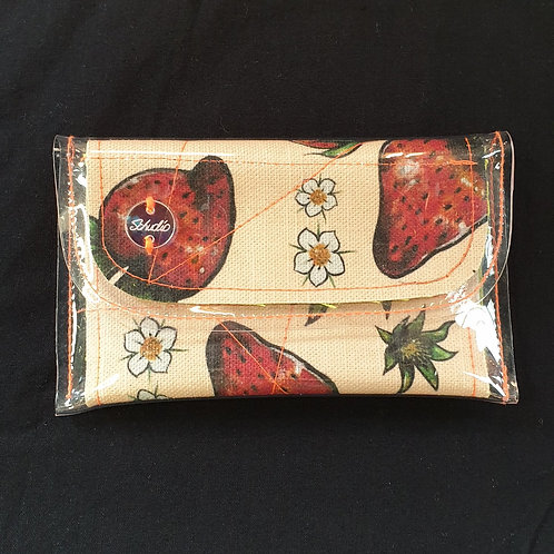 Schudio Baby Clutch - Strawberry Splash