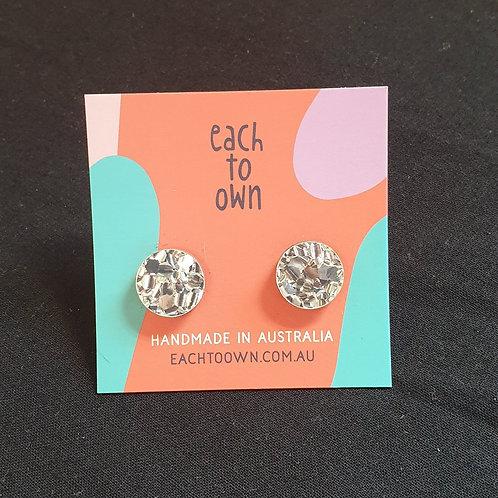 Each to Own Earrings - Glitter Pop studs