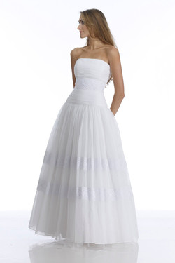 THE COTTON BRIDE - STYLE B1050 - A
