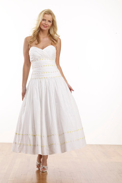 THE COTTON BRIDE - STYLE B1019 - A