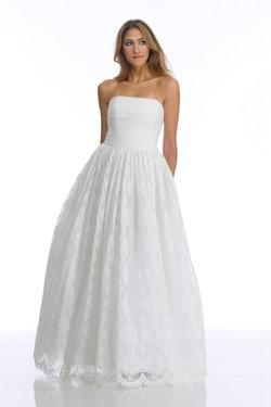 THE COTTON BRIDE - STYLE B1054