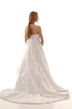 THE COTTON BRIDE - STYLE B1075 - C