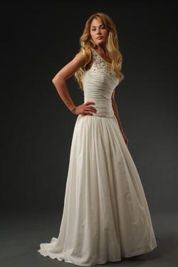 THE COTTON BRIDE - STYLE B1039 - A