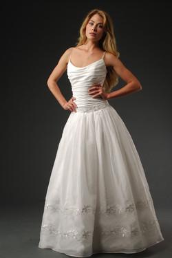 THE COTTON BRIDE - STYLE B1034 - A