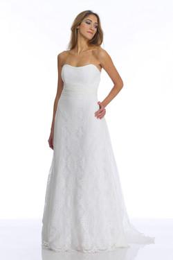 THE COTTON BRIDE - STYLE B1043