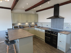 Lovely kitchen area
