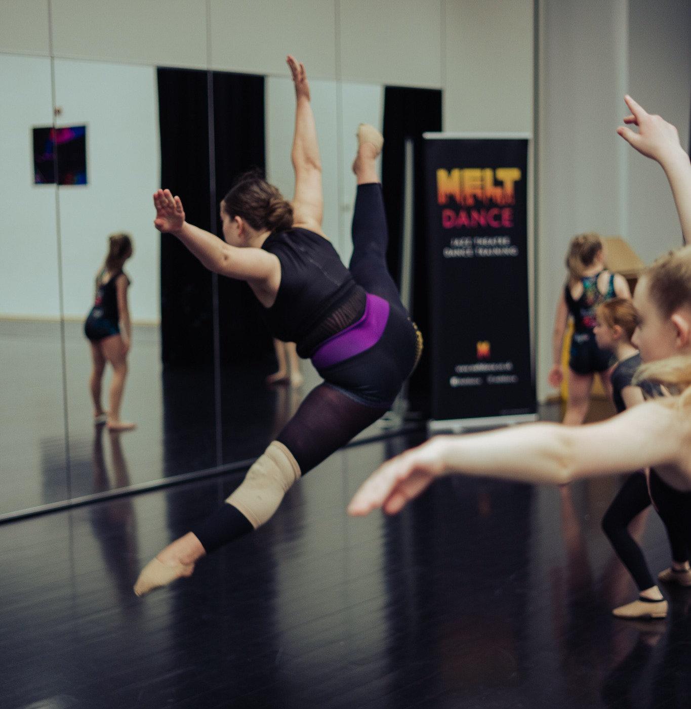 Melt Dance Associates Online (Senior)