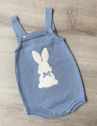 Bunny Romper Blue