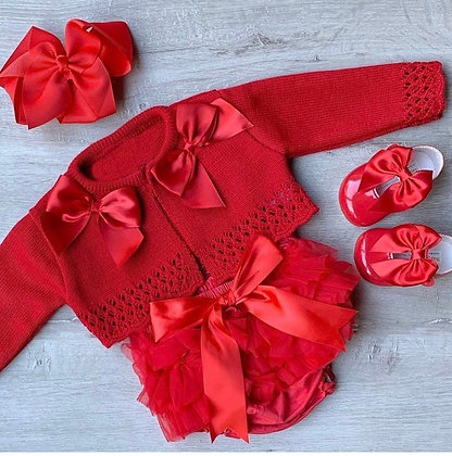 Ruby Red Set