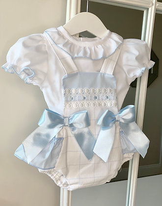 Harper Blouse and Romper
