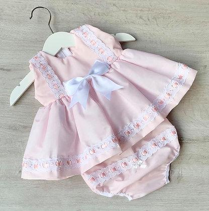 Dress and Panites (Pink)