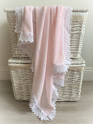 Limited Edition Halo Blanket (Baby Pink)