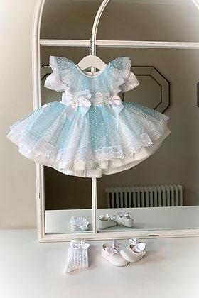 Juliett Dress - Blue
