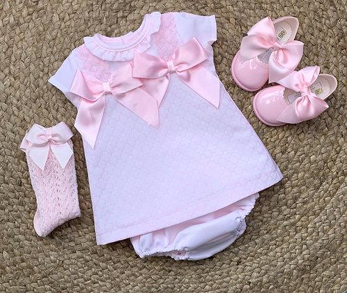 Aurora Dress and Panties