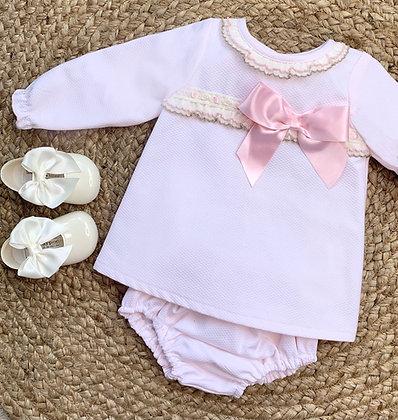 Fleur Dress and panties