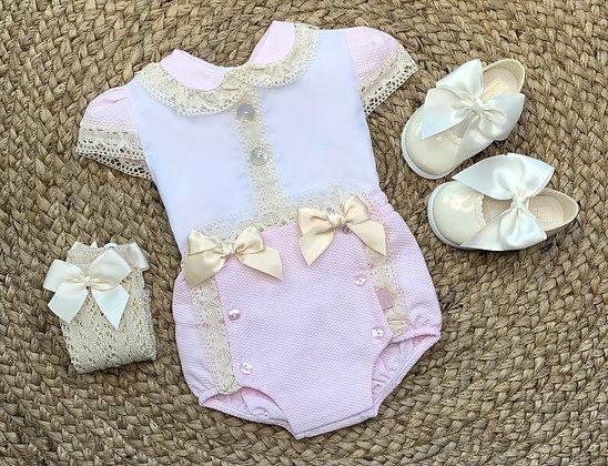 Penelope Jam pant set Baby  Pink