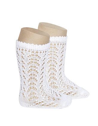 Condor White socks
