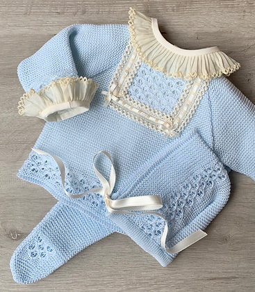 Aurora luxury 3 piece (Baby Blue)