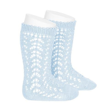 Condor Baby Blue socks