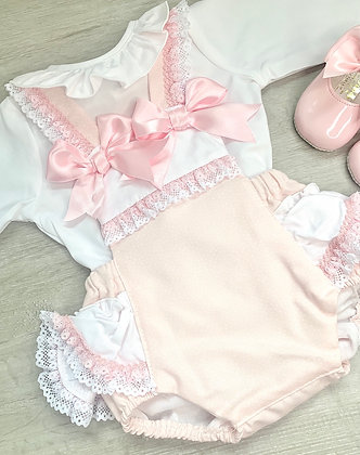 Tallulah Blouse and Romper