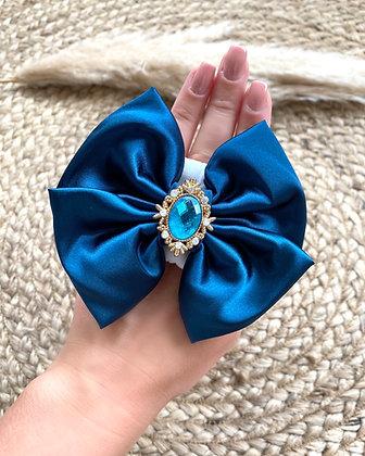 Diamanté Headband - Teal