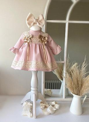Lottie Autumn Dress