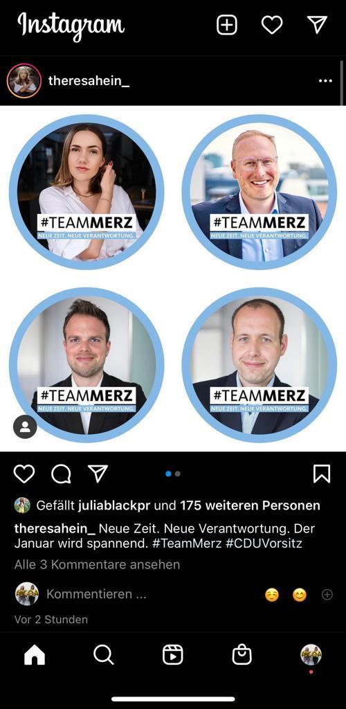 Team Merz