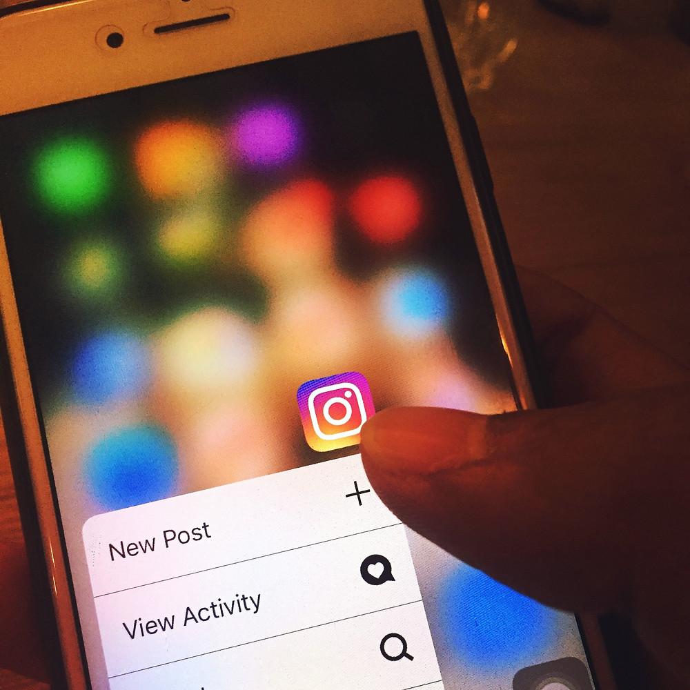Content erstellen für Instagram