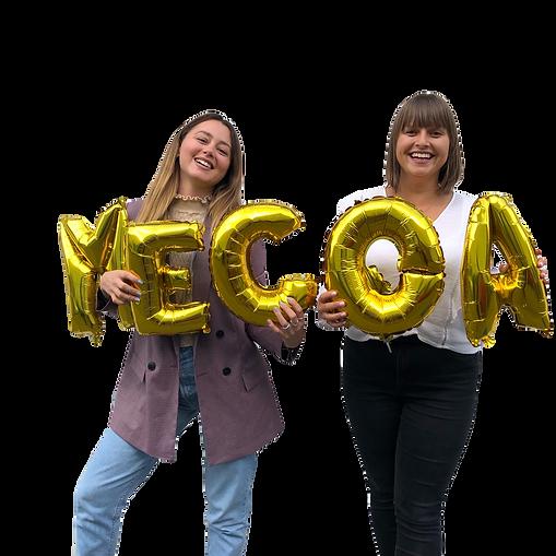 Giulia Fioriti und Nina Scavello von mecoa Mediencoaching