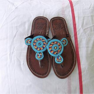 Sandale Cuir