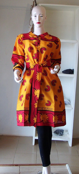 Robe Pagne